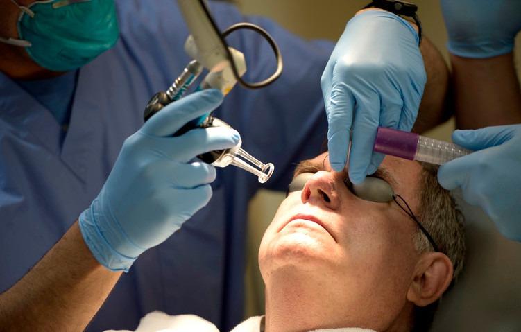 Ablative skin laser treatment